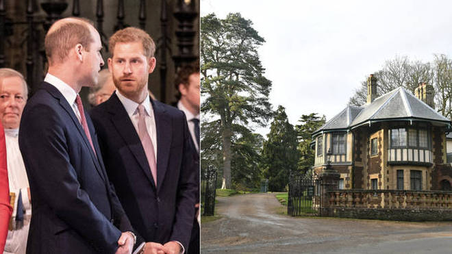 Princes William and Harry issued a joint statement today ahead of the Sandringham summit