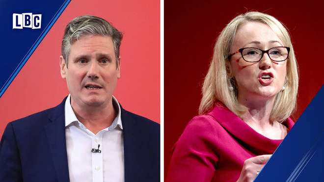 Sir Keir Starmer and Rebecca Long-Bailey are the current favourites to replace Jeremy Corbyn