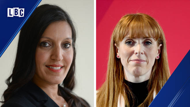 Angela Rayner and Rosena Allin-Khan are both competing to be deputy leader