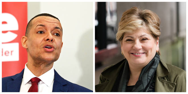 Clive Lewis failed to garner enough support while Emily Thornberry scraped past the threshold