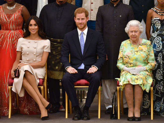 The Queen has called an urgent meeting today to discuss the role of the Sussexes