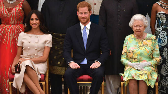 """The head of state said Harry and Meghan&squot;s departure was """"complex"""""""