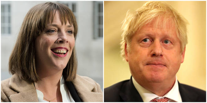 Jess Phillips has said the only way Boris Johnson can be beaten is if people join the Labour Party