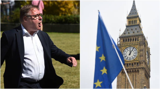 Tory MP Mark Francois has offered to bong the bell of Big Ben himself