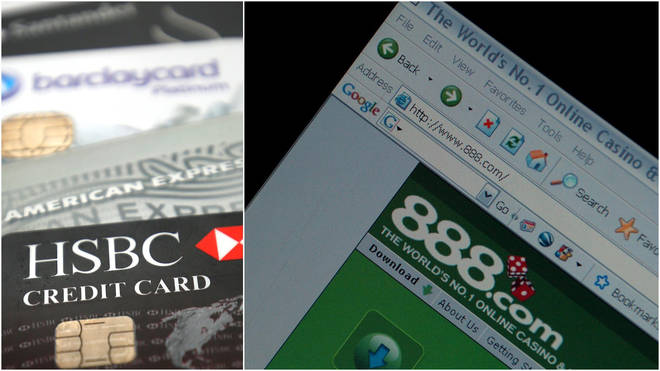 Soon you won't be able to use credit card for online betting