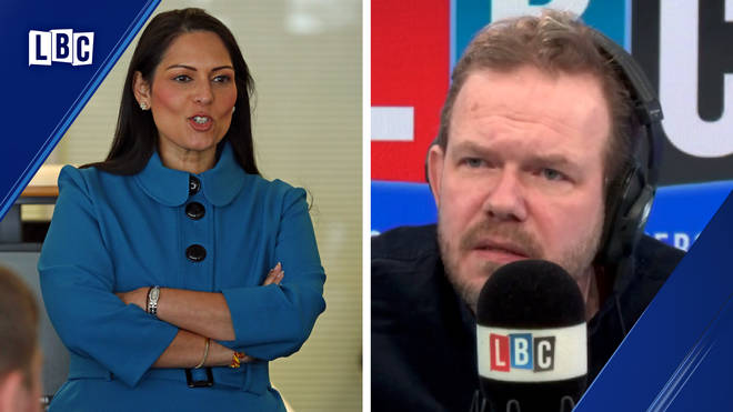 "James O&squot;Brien admits he&squot;s ""scared"" after Home Secretary&squot;s latest ruling"