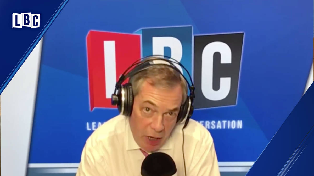 Nigel Farage opens up about constant resistance to Brexit celebration plans