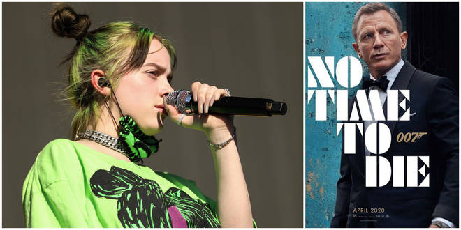 Billie Eilish will sing the theme song for No Time To Die