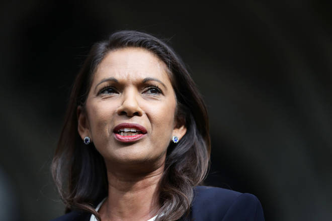 """Businesswoman Gina Miller suggested we should have some """"grace"""" and delay the party"""