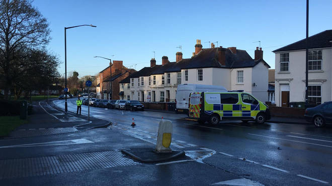One man has died in a stabbing in Leamington Spa