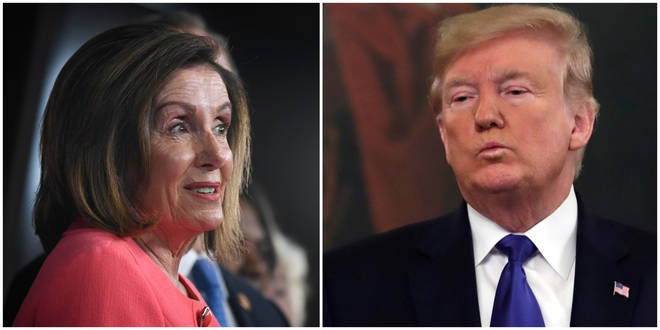 Nancy Pelosi has announced the articles of impeachment against Donald Trump will be delivered to the Senate