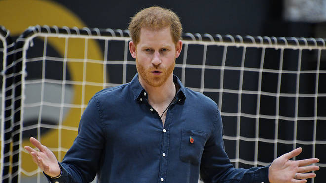 Prince Harry will be in public for the first time since the shock announcement