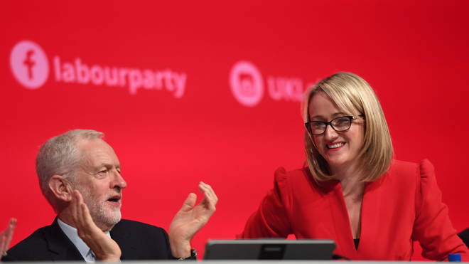 If she won Ms Long-Bailey would be the first female Labour leader