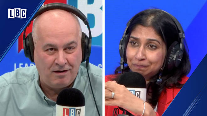 Iain Dale's caller didn't hold back on his criticism for Bongs For Brexit