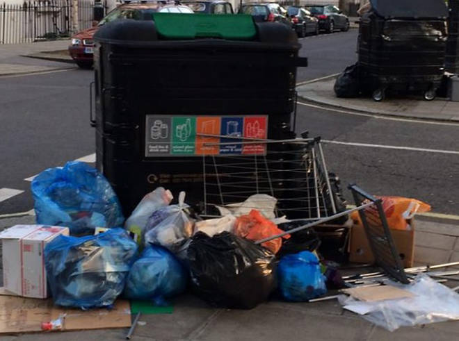 The unit will tackle fly-tipping