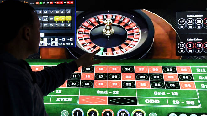 File photo: The Gambling Commission will introduce a ban on customers placing bets with their credit cards