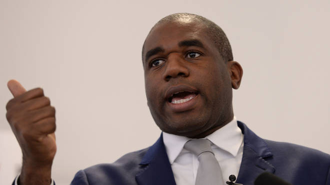 David Lammy released his report into racial bias in the criminal justice system