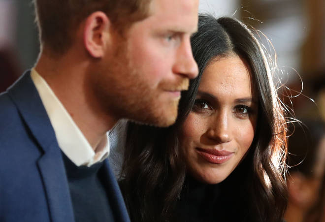 The couple are stepping back from royal duties