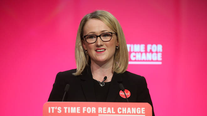 Rebecca Long-Bailey has the backing of Momentum