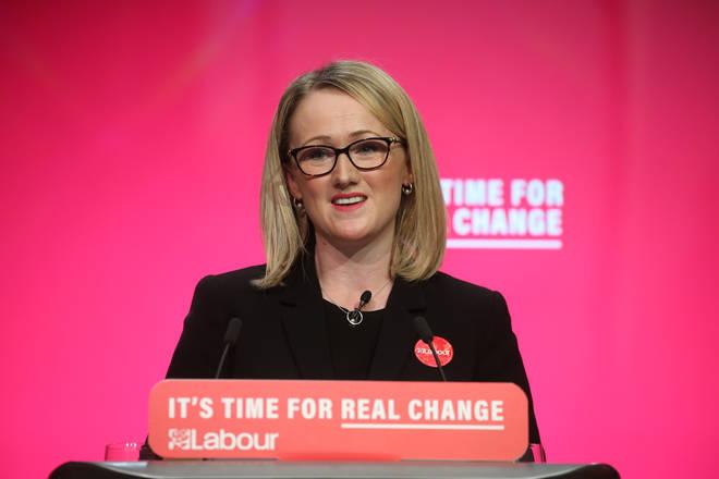 Rebecca Long-Bailey has the backing of Momentum
