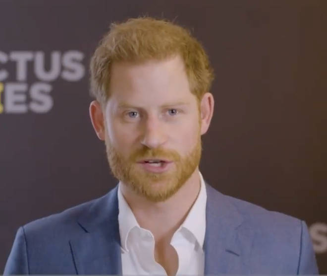 Prince Harry announced the 2022 Invictus Games
