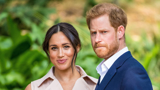 Harry and Meghan made their announcement last week
