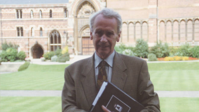 Christopher Tolkien has died aged 95