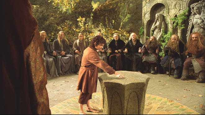 Christopher's father was the mastermind behind The Lord Of The Rings