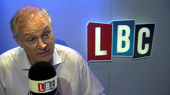 Stewart Jackson joined Iain Dale on LBC on Monday afternoon