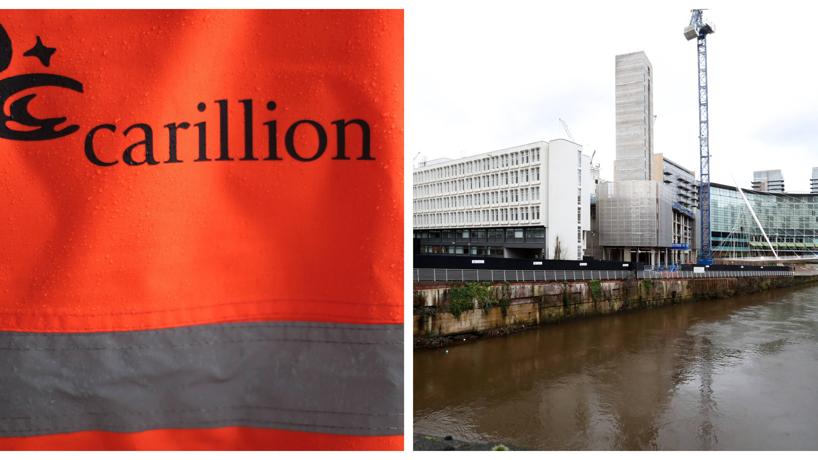 New hospitals delayed for years because of Carillion collapse