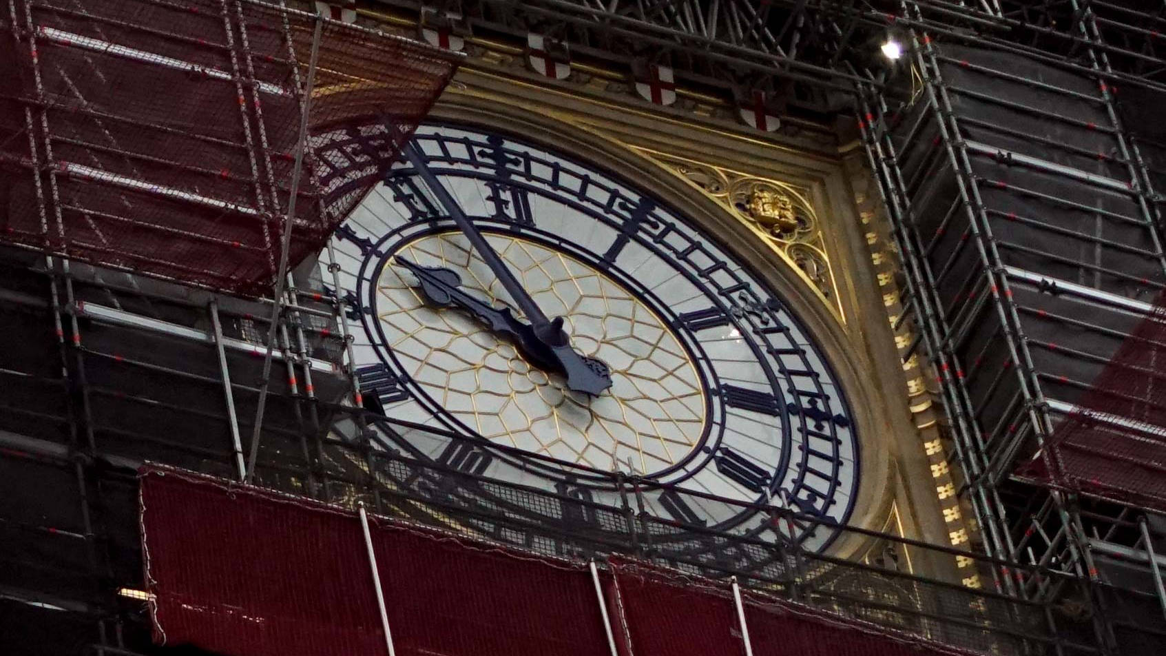 Countdown clock to be projected on to Downing Street to mark 'Brexit Day'
