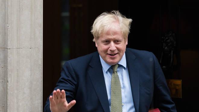 Boris Johnson has been accused of misleading the public