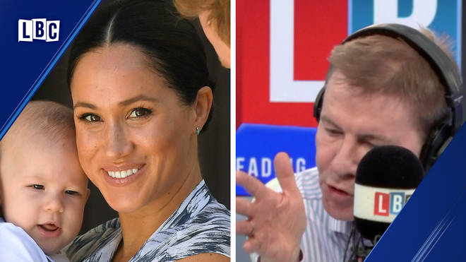 "Two black callers disagree over whether the ""race card"" is ""overplayed"" with Meghan Markle"