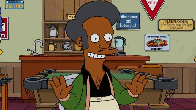 Apu will no longer be voiced by actor Hank Azaria