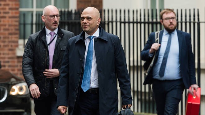 Sajid Javid admitted that some businesses may not benefit from Brexit