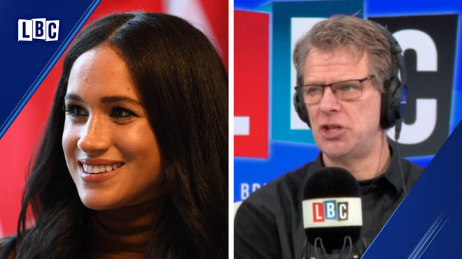 Anti-racism campaigner clashes with former Royal Protection officer over Meghan Markle