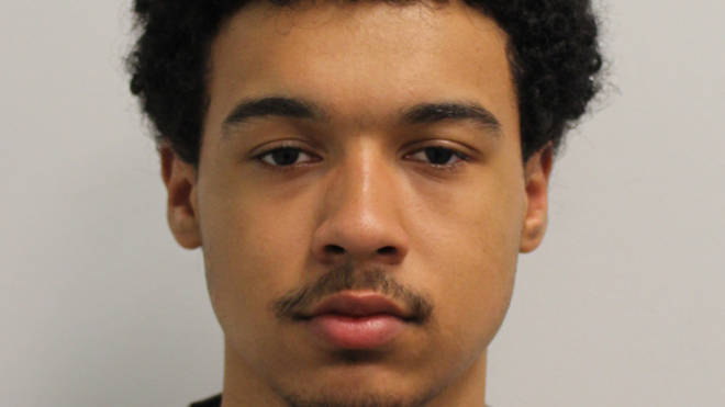 William Haines, 18, who was found guilty of, Yusuf Mohamed's murder