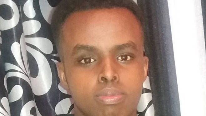 Yusuf Mohamed was stabbed to death in the unprovoked attack