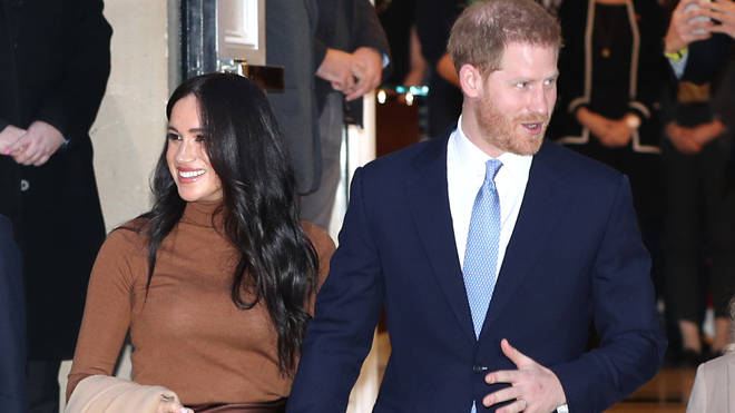 The Duke and Duchess of Sussex have announced further details of their plans to step back