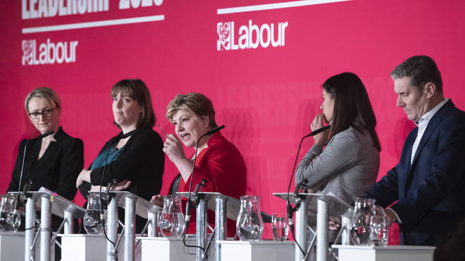 The Labour leadership contenders fought for support of CLPs and members a the hustings