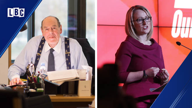 "Sir Nicholas Soames: ""Rebecca Long-Bailey would be a catastrophe for Labour"""