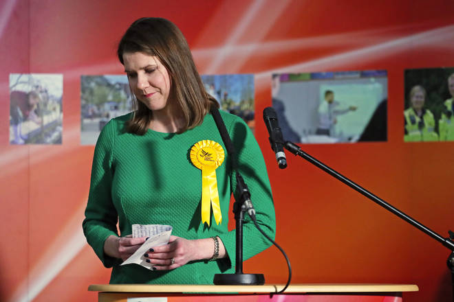 Jo Swinson lost her seat in the 2019 general election