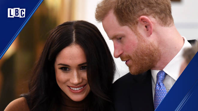 Harry and Meghan to lose royal titles and will not receive public funds