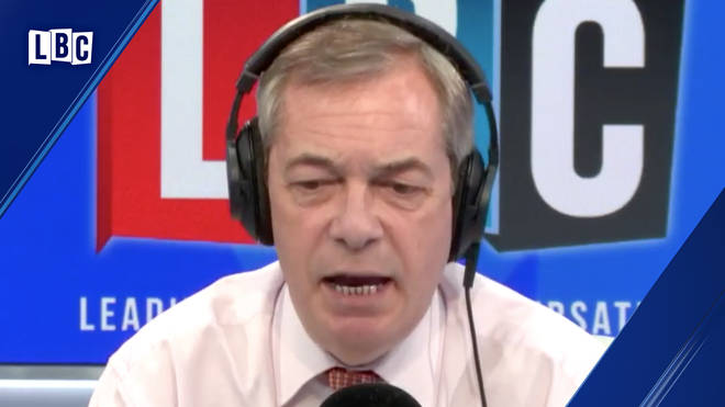 The Nigel Farage Show: watch it live here from 10am