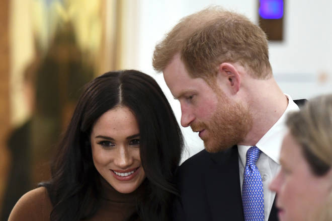 Meghan Markle and Prince Harry are losing their HRH titles