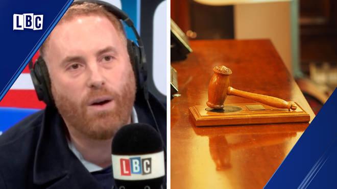 Matt Stadlen shocked by caller's severe proposal for stopping crime