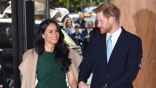 Prince Harry and Meghan Markle are giving up their HRH status
