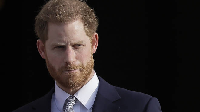 Prince Harry has told of his 'great sadness' over Megxit