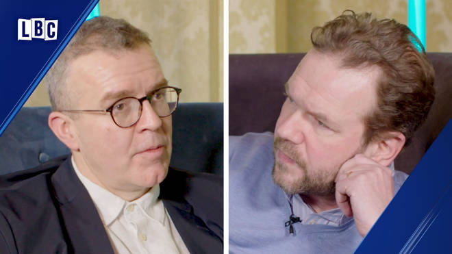 James O'Brien set down with Tom Watson for Full Disclosure