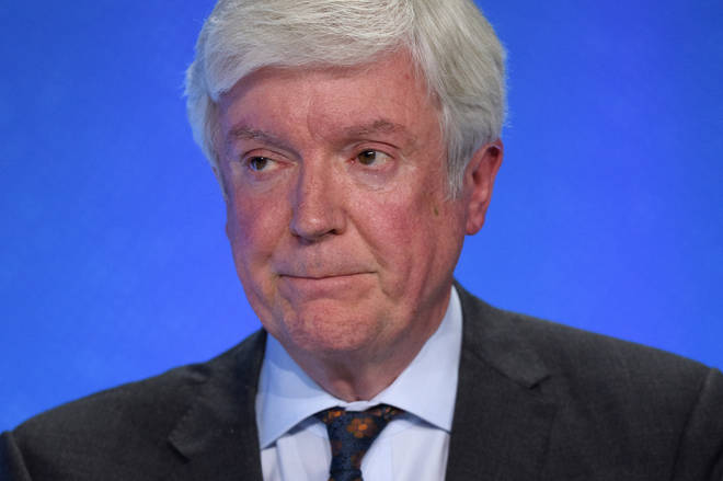 irector General of the BBC Tony Hall is to step down from his post